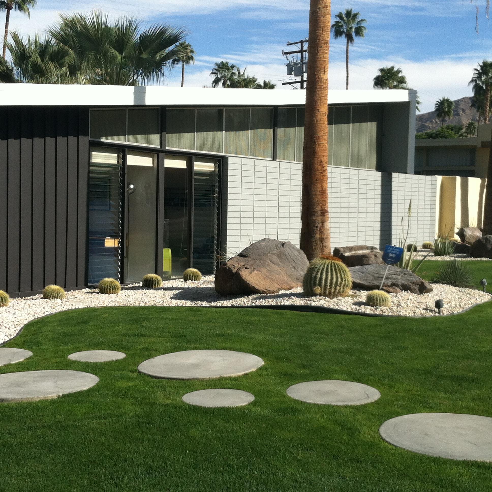Palm Springs Mid Century Modern Hoffy Tours